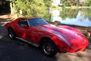 1975 Chevrolet Corvette 2DR Photo