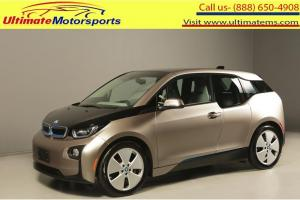 2014 BMW i3 2014 i3 MEGA WORLD 100% ELECTRIC NAV WARRANTY