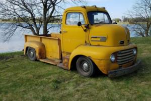 1948 Ford Other Pickups Interceptor