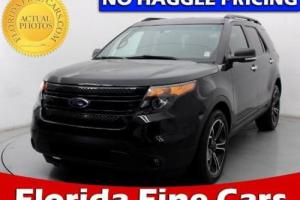 2013 Ford Explorer 4WD 4dr Sport Photo