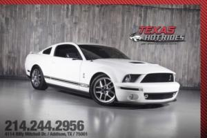 2009 Ford Mustang Shelby GT500 Photo
