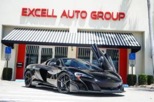 2016 McLaren 675LT 2dr Convertible Spider