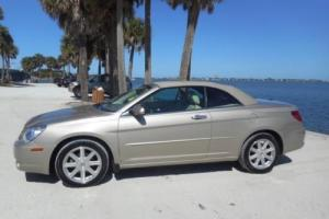 2008 Chrysler Sebring Limited 2dr Convertible