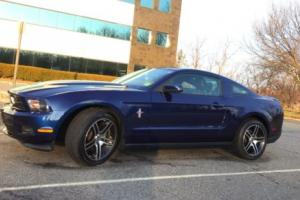 2011 Ford Mustang Premium Pony Package
