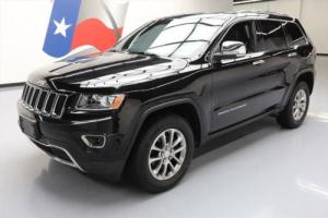 2014 Jeep Grand Cherokee LTD 4X4 SUNROOF NAV ALLOYS