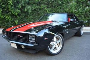 1969 Chevrolet Camaro Pro-Touring, Great Mods!