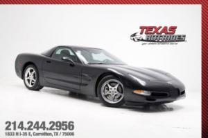 2003 Chevrolet Corvette Z51 Coupe 6-Speed Photo