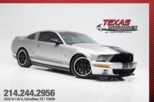 2008 Ford Mustang Shelby GT500 With Many Upgrades!
