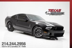 2012 Ford Mustang Shelby GT500 With Many Upgrades!