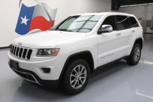 2014 Jeep Grand Cherokee LTD 4X4 HTD LEATHER NAV