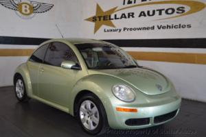2007 Volkswagen Beetle-New 2dr Automatic PZEV