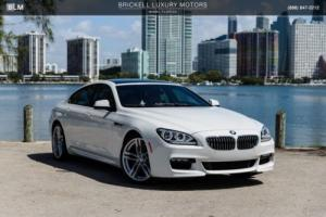 2015 BMW 6-Series 640i Gran Coupe