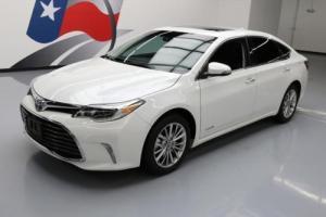2016 Toyota Avalon LIMITED HYBRID SUNROOF NAV