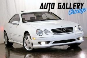 2001 Mercedes-Benz CL-Class AMG
