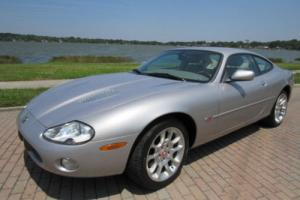 2002 Jaguar XK 2dr Coupe XK8 Photo