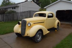 1936 Buick COUPE (42) SERIES