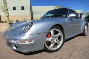1996 Porsche 911 993 Turbo