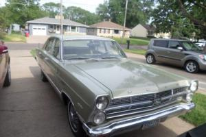 1967 Ford Fairlane 4D HT