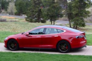 2016 Tesla Model S Ludicrous