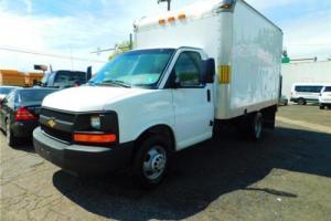 2012 Chevrolet Express Work Van Photo