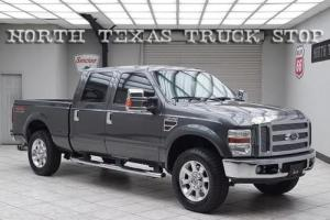 2008 Ford F-250 Lariat Diesel 4x4 Leather Tailgate Step 20s
