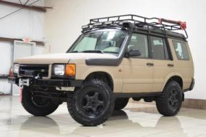 2001 Land Rover Discovery Series II LIFTED 4X4 Photo