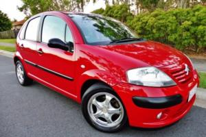 2003 CITROEN C3 EXCLUSIVE SPORTS AUTOMATIC 5 DOOR HATCH. Low K's, Alloys.
