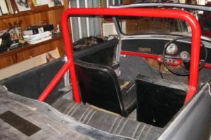 mini 1962 convertable sedan