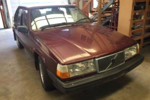 Barn Find 1991 Volvo 940 GLE 8 + 8 Sedan