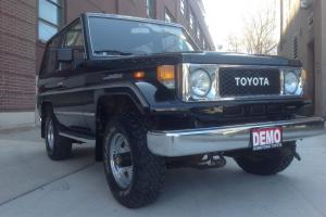 Toyota: Land Cruiser BJ70LV | eBay Photo