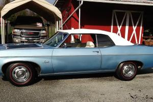 1969 Chevrolet Impala 427   eBay