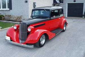 1934 Pontiac Sedan  | eBay Photo