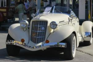 Replica/Kit Makes: Auburn 850 Speedster Photo