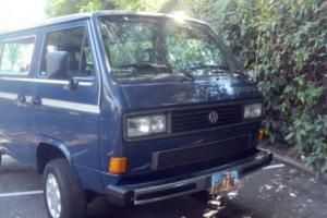 1987 Volkswagen Bus/Vanagon GL