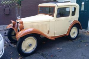 1934 AMERICAN AUSTIN G80