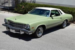 1975 Buick Century Regal Century