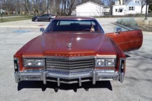 1977 Cadillac Eldorado SEVILLE SLS 2 DOORS Photo