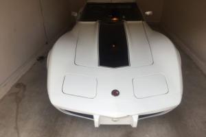 1975 Chevrolet Corvette Stingray Corvette