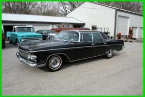 1963 Chrysler Imperial Photo