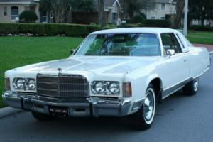 1975 Chrysler New Yorker SURVIVOR