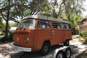 1975 Volkswagen Bus/Vanagon