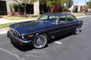 1976 Jaguar XJ6 xj6 Long