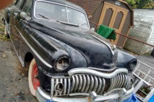 1950 DeSoto Custom Deluxe Photo