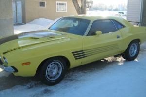 1974 Dodge Challenger CHALLENGER