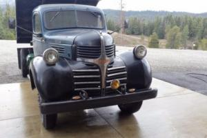 1941 Dodge Ton and a half dump truck Photo
