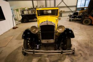 1928 HUDSON-ESSEX Coach