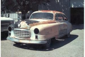 1950 Nash Airflyte Photo