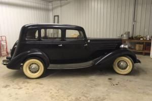 1935 Hupmobile G80 517W