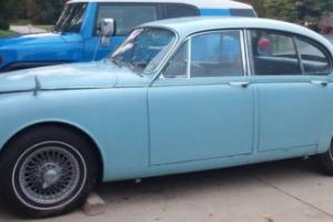1962 Jaguar Mark 2 Saloon