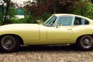 1969 Jaguar E-Type Photo
